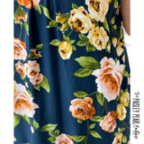 Sweet Surprise Floral Dress