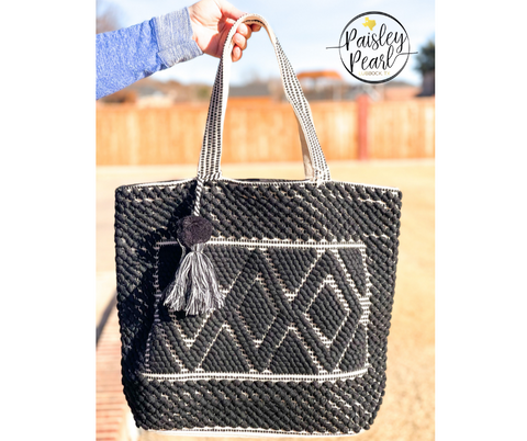 The Jacey Tote