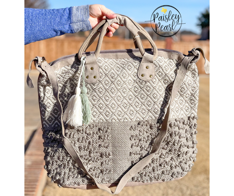 The Jaelynn Tote