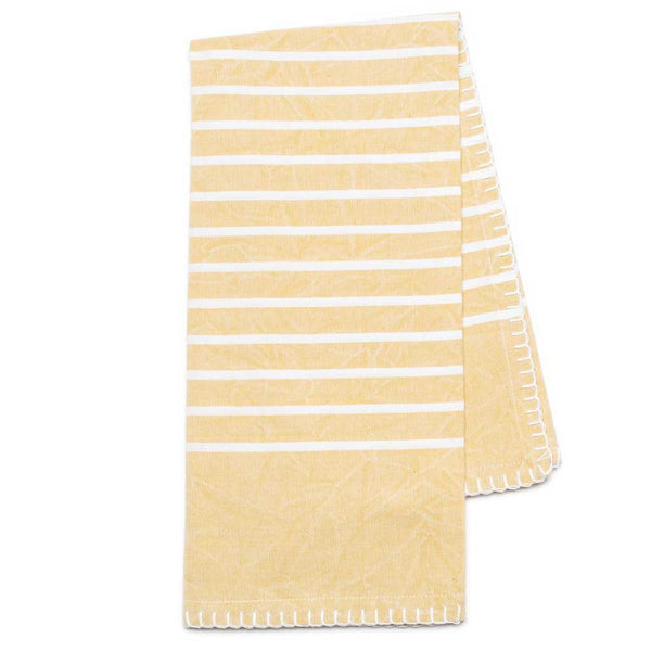 Organic Cotton Oversized Tea Towel XL - Eva