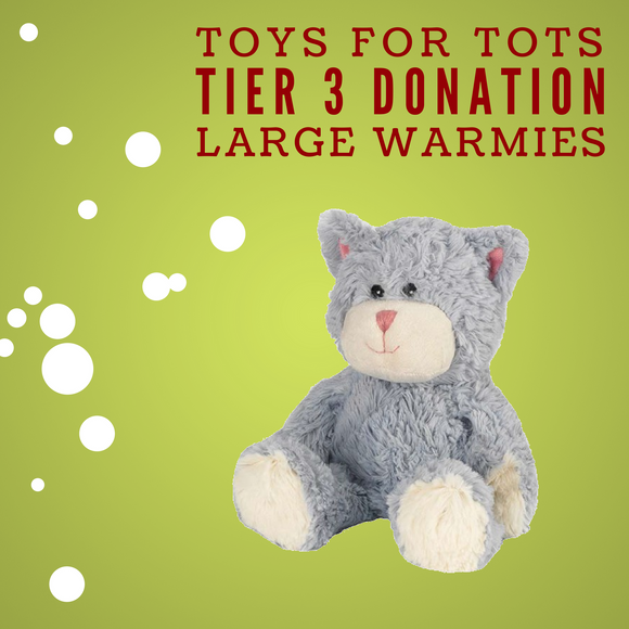 Toys For Tots - Tier 3 Donation