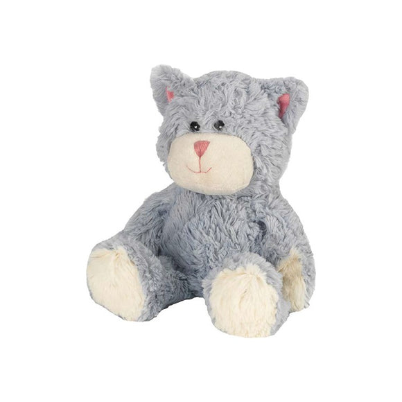 TOMMY - Warmies® Cozy Plush Blue Cat