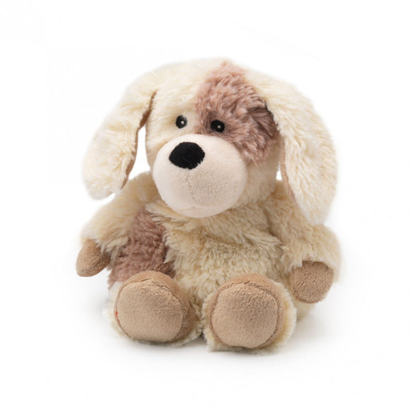 BONES JR. - Warmies® Cozy Plush Junior Puppy