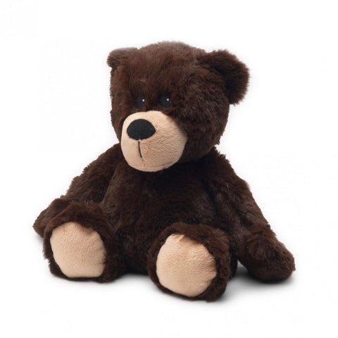 BRIAN - Warmies® Cozy Plush Brown Bear