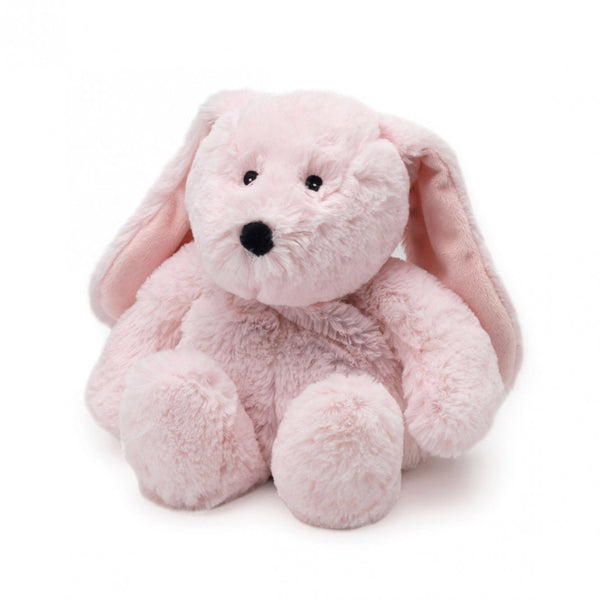 Warmies® Cozy Plush Bunny | Heat Therapy Toy | Heatable Toy | Intelex | Flaxseed | Lavender