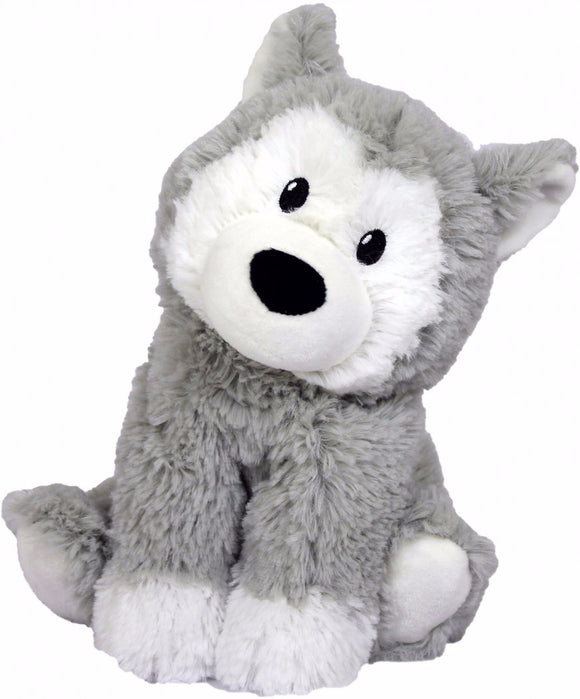 MALACHI - Warmies® Cozy Plush Husky
