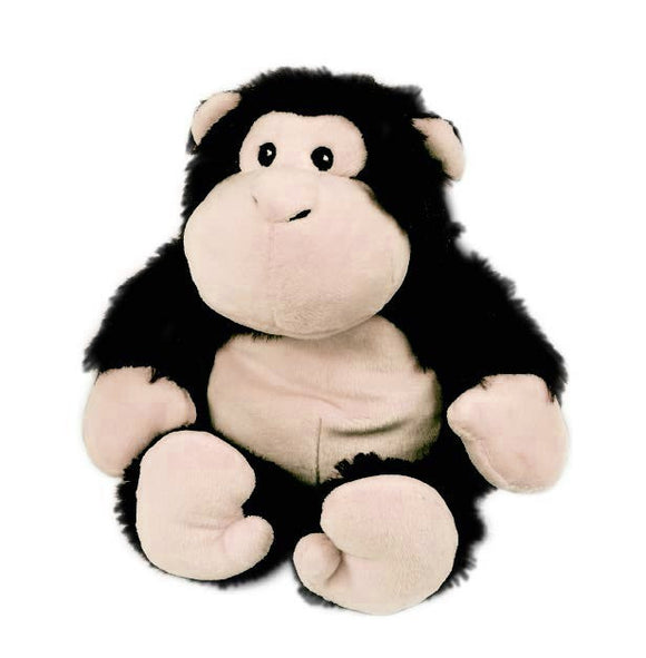 MINKIE JR. - Warmies® Cozy Plush Junior Monkey