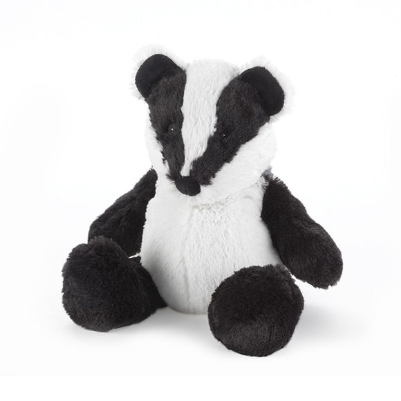 BARRY - Warmies® Cozy Plush Badger