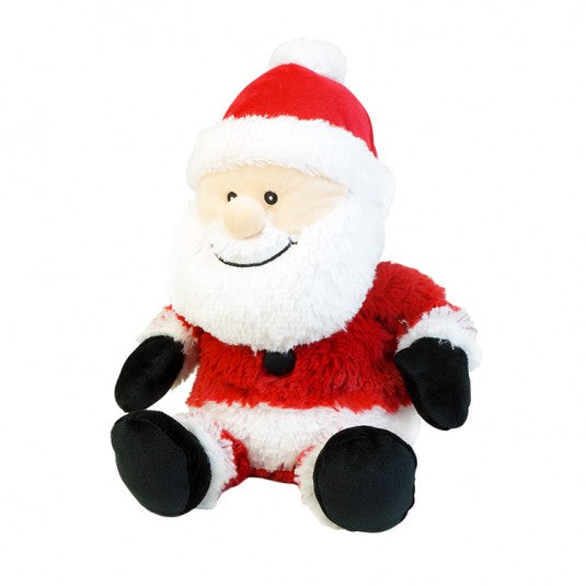 SANTA - Warmies® Cozy Plush Santa