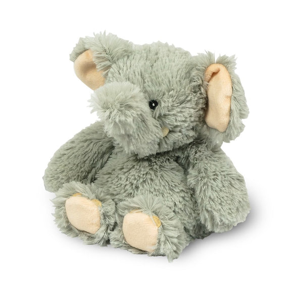 DONALD TRUNK JR - Warmies® Cozy Plush Junior Elephant