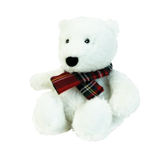 PETE JR - Warmies® Cozy Plush Junior Polar Bear