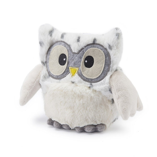 SNOWY - Warmies® Hooty Friends Owl