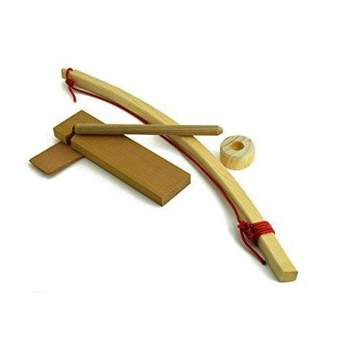 Primitive Fire Scout Bow Drill Kit