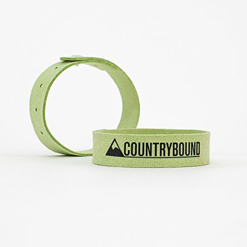 Country Bound Mosquito Repellent Bracelets, 6 Pack