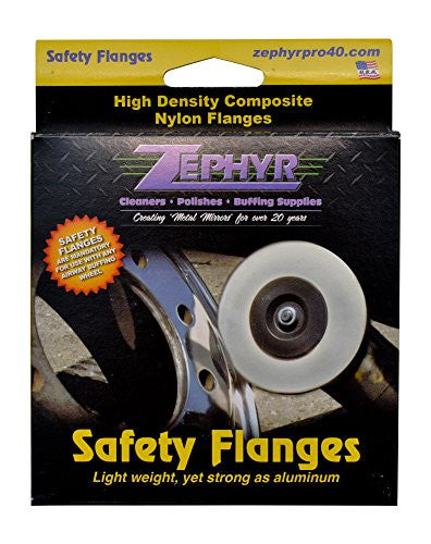 Zephyr SFPR58-4 Airway Buff Safety Flange Kit