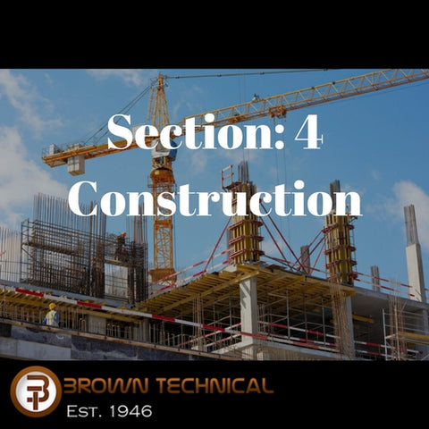 Section: 4 Construction