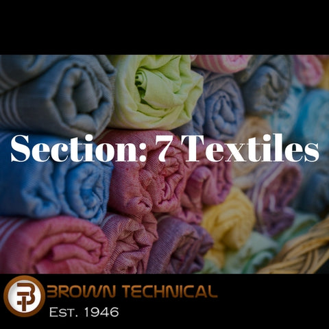Section: 7 Textiles