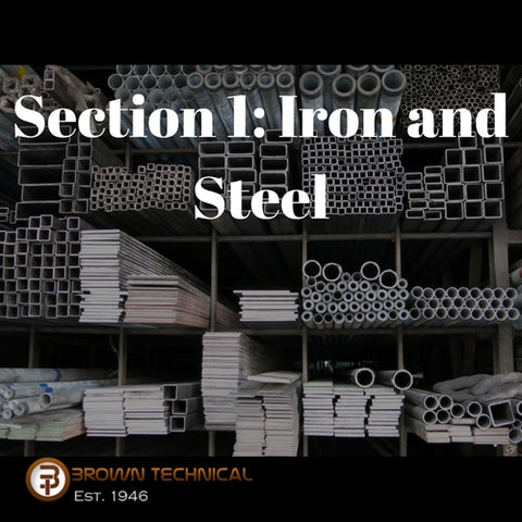 Annual Book of ASTM Standards Section 1: Iron and Steel Products