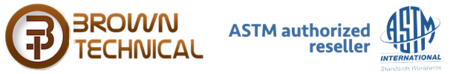 Brown ASTM
