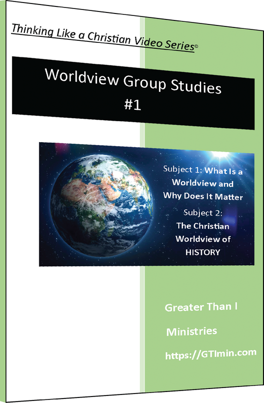Worldview Group Study #1 - Partipant Study book
