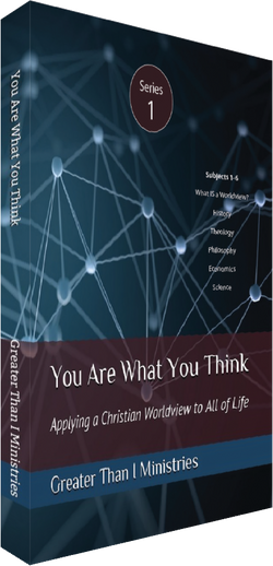 You Are What You Think Worldview Textbook, Series 1