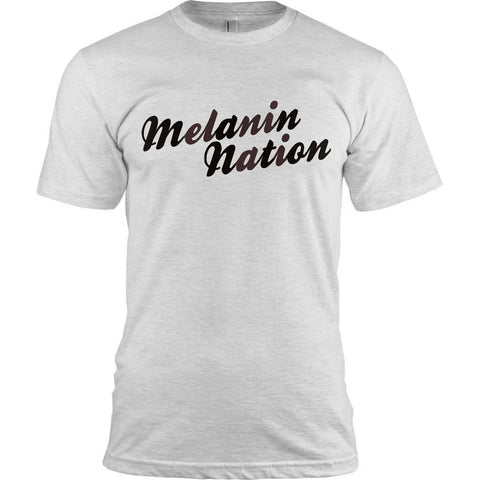 MELANIN NATION - BLACK EMPOWERMENT T-SHIRT