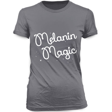 Women Melanin Magic T-shirt