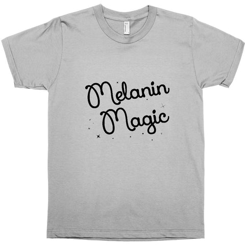 MELANIN MAGIC - BLACK EMPOWERMENT T-SHIRT