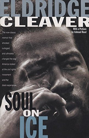 SOUL ON ICE - BLACK EMPOWERMENT BOOK - ELDRIDGE CLEAVER