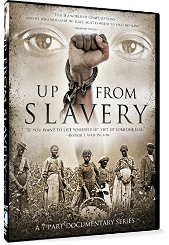 UP FROM SLAVERY DVD - BLACK HISTORY DOCUMENTARY - 2011