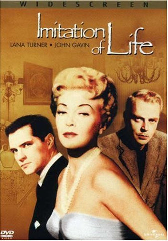 IMITATION OF LIFE - BLACK HISTORY DVD - 1959