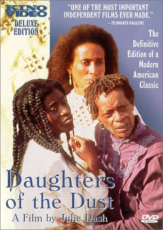 DAUGHTERS OF THE DUST - BLACK HISTORY DVD - 1992