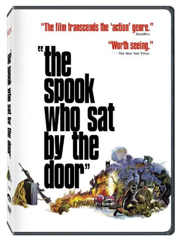 THE SPOOK WHO SAT BY THE DOOR - BLACK EMPOWERMENT FILM - 1973