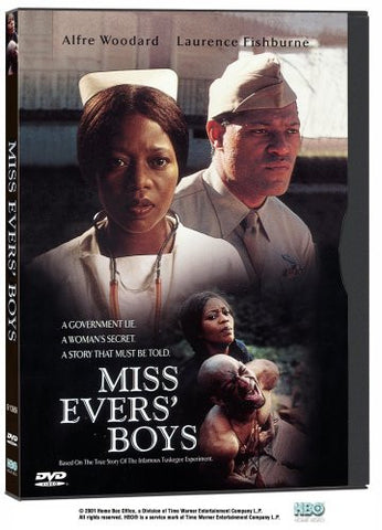 MISS EVERS' BOYS (1997) - BLACK HISTORY FILM - DVD