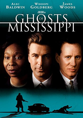 GHOSTS OF MISSISSIPPI - BLACK HISTORY DVD - 1996