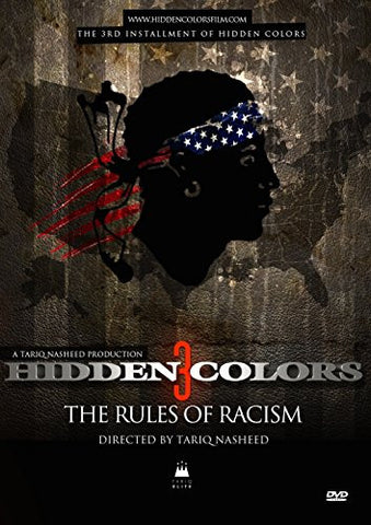 HIDDEN COLORS 3: THE RULES OF RACISM - BLACK HISTORY DVD - 2014