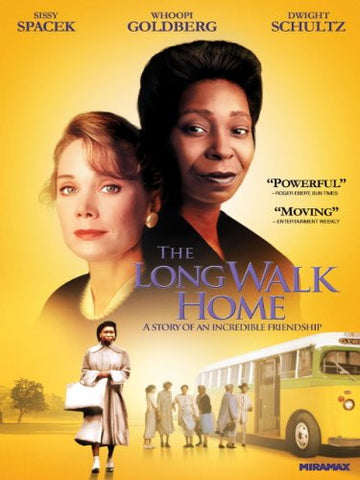 THE LONG WALK HOME (1990) - BLACK HISTORY DVD