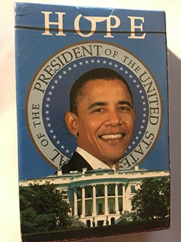 Obama Deck of Playing Cards
