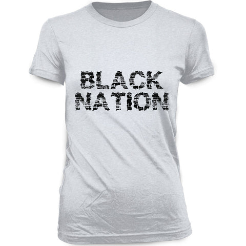 Women's BLACK NATION T-shirt