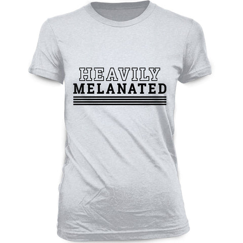 Women's Heavily Melanated T-shirt
