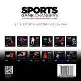 2018 Sports Game Changers