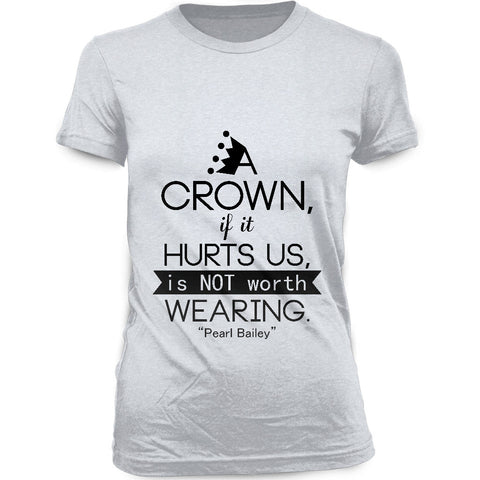 Women's A Crown T-shirt