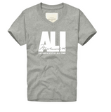 ALI - BLACK EMPOWERMENT TEE - V-NECK - THE GREATEST