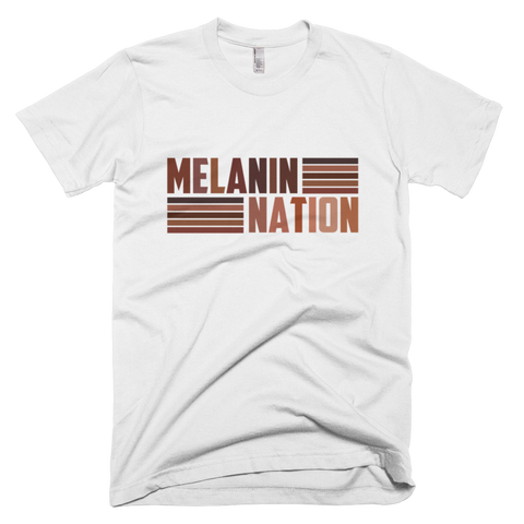 MELANIN NATION - BLACK PRIDE T-SHIRT