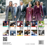 2016 PRESIDENTIAL NEVER CAN SAY GOOD BYE 16 MONTH CALENDAR