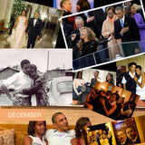 THE OBAMA'S: OUR FIRST FAMILY - BLACK HISTORY CALENDAR - 2017