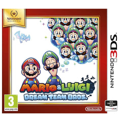Mario y Luigi Dream Team Nintendo 3DS