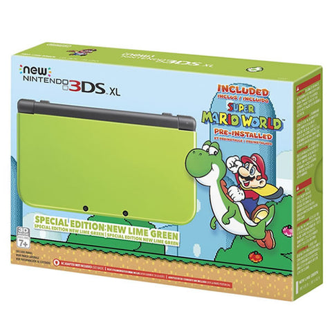 Nintendo 3DS XL Lime Green
