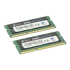 Memoria Ram Corsair Apple 8 GB Dual DDR3 (Para Laptop)
