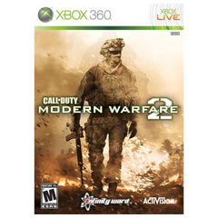 Call Of Duty Modern Warfare 2 Xbox 360